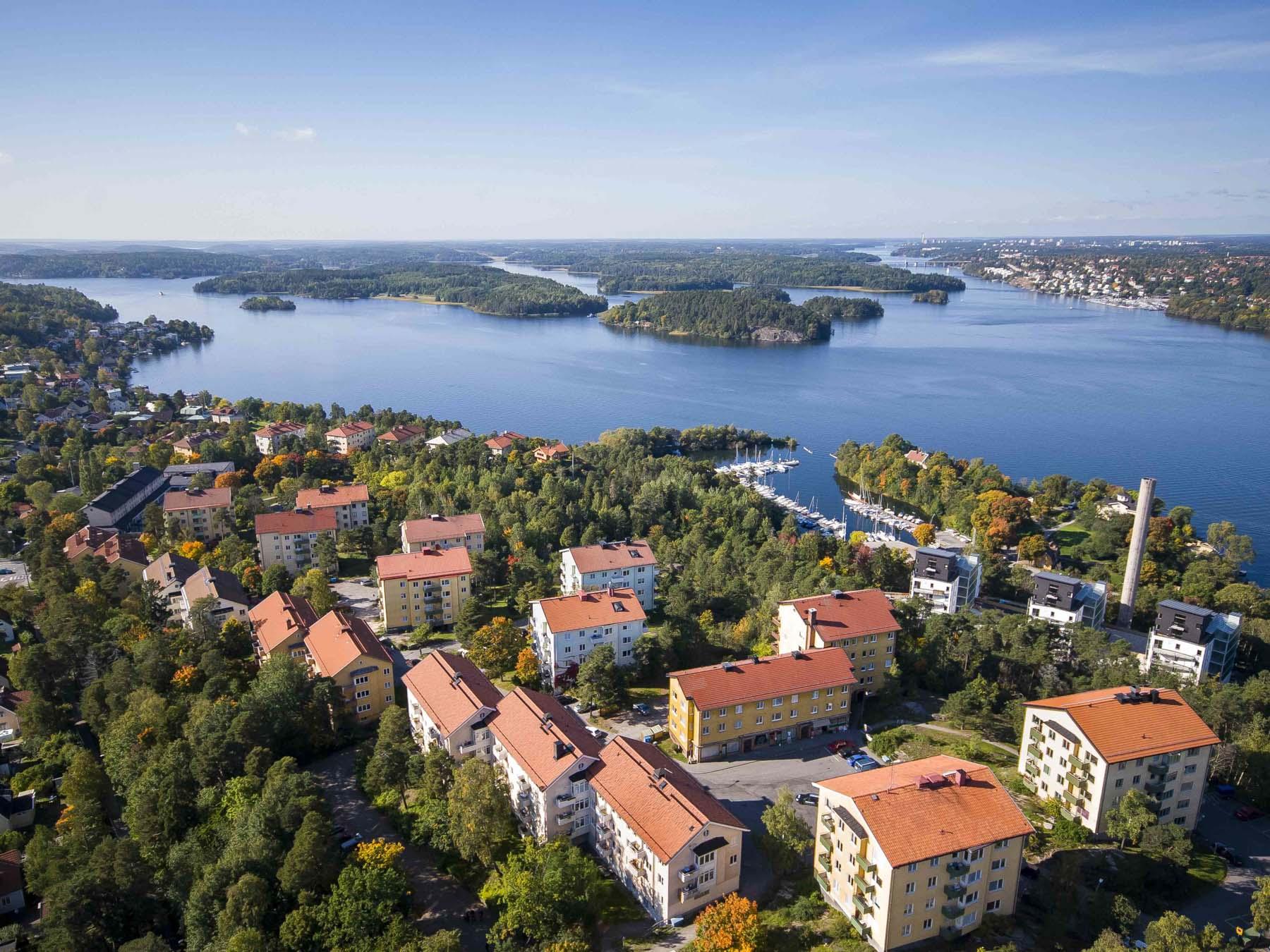 Mn i Hgersten - Singel i Sverige